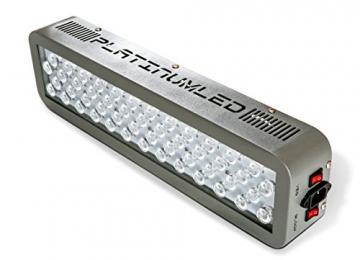 Advanced Platinum Series P150 150w 12-band LED Pflanzenlicht - optimierte Lichtspektren für Aufzucht- und Blütephase im Gewächshaus - 2