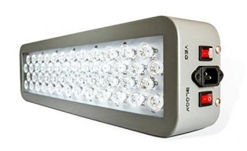 Advanced Platinum Series P150 150w 12-band LED Pflanzenlicht - optimierte Lichtspektren für Aufzucht- und Blütephase im Gewächshaus - 1