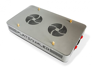 Advanced Platinum Series P450 450w 12-band LED Pflanzenlicht - optimierte Lichtspektren für Aufzucht- und Blütephase im Gewächshaus - 3