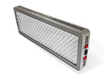 Advanced Platinum Series P900 900w 12-band LED Pflanzenlicht - optimierte Lichtspektren für Aufzucht- und Blütephase im Gewächshaus - 2
