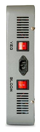 Advanced Platinum Series P900 900w 12-band LED Pflanzenlicht - optimierte Lichtspektren für Aufzucht- und Blütephase im Gewächshaus - 4