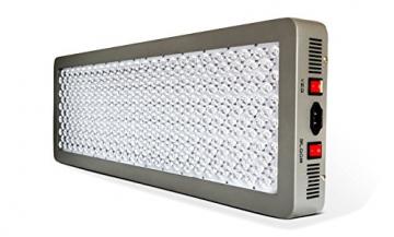 Advanced Platinum Series P900 900w 12-band LED Pflanzenlicht - optimierte Lichtspektren für Aufzucht- und Blütephase im Gewächshaus - 1
