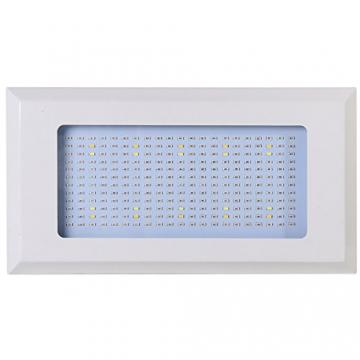 Derlight® 300W Das ganze Spektrum LED Pflanzenlampe für Gewächshaus Pflanze Bluete White Shell IR UV Licht für Zimmerpflanzen Blumen und Gemüse (300W) - 3