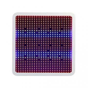 Derlight® 800W Hohe Energie Das ganze Spektrum LED Pflanzenlampe für Gewächshaus Pflanze Bluete White Shell IR UV Licht für Zimmerpflanzen Blumen und Gemüse (800W) - 6
