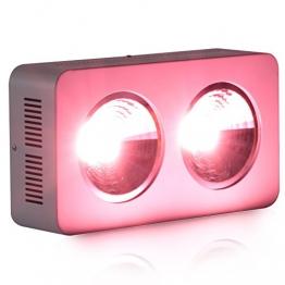 Roleadro ® 400w COB LED Pflanzenlampe Full Specturm für Homegrow Planzen Blumen und Gemüse in Growbox Led Grow Lampen - 1