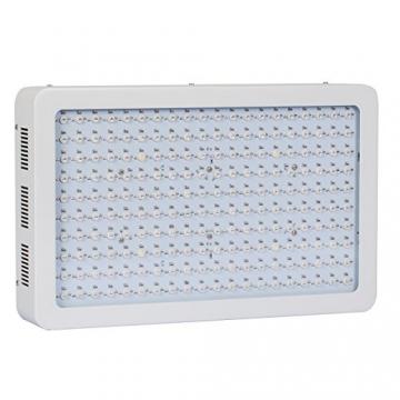 Roleadro ® 600W Led Grow Lamp für Gewächshaus Pflanze vollspektrum IR UV Licht für Zimmerpflanzen Growbox Blumen und Gemüse - 2