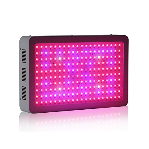 roleadro 600w vollspektrum led grow lampe led grow. Black Bedroom Furniture Sets. Home Design Ideas
