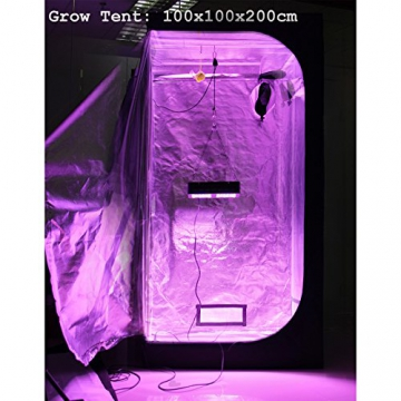 VIPARSPECTRA Reflector 300W LED Grow Light LED Pflanzenlampe Full Spectrum wachsen für Zimmerpflanzen Gemüse und Blumen - 4