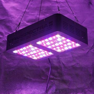 VIPARSPECTRA Reflector 300W LED Grow Light LED Pflanzenlampe Full Spectrum wachsen für Zimmerpflanzen Gemüse und Blumen - 8