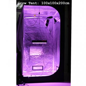 VIPARSPECTRA Reflector 450W LED Grow Light LED Pflanzenlampe Full Spectrum wachsen für Zimmerpflanzen Gemüse und Blumen - 4