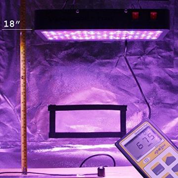 VIPARSPECTRA Reflector 450W LED Grow Light LED Pflanzenlampe Full Spectrum wachsen für Zimmerpflanzen Gemüse und Blumen - 5