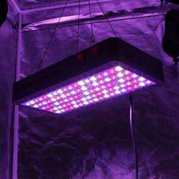 VIPARSPECTRA Reflector 450W LED Grow Light LED Pflanzenlampe Full Spectrum wachsen für Zimmerpflanzen Gemüse und Blumen - 8