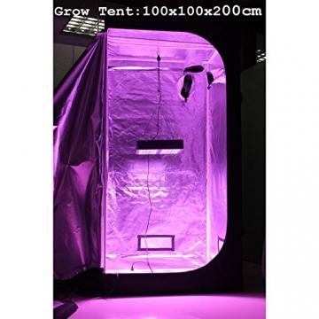 VIPARSPECTRA Reflector 600W LED Grow Light LED Pflanzenlampe Full Spectrum wachsen für Zimmerpflanzen Gemüse und Blumen - 4