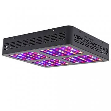 VIPARSPECTRA Reflector 600W LED Grow Light LED Pflanzenlampe Full Spectrum wachsen für Zimmerpflanzen Gemüse und Blumen - 1