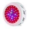 Roleadro ® UFO Led Pflanzenlampe 138w (46*3w) mit IR UV Ray für Zimmerpflanzen Wachstum Gewächshaus Licht - 1