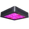 Mars II 700 LED Pflanzenlampe Vollespektrumt, echte 326W Verbrauch ±5% für Innenräume, Full Spectrum Blüte- und Vegetationsphase umschaltbar. Zusätzlich 3 IR LED -