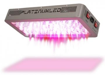 platinum led p300 test und erfahrungen auf led grow. Black Bedroom Furniture Sets. Home Design Ideas