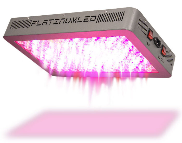 advanced platinum led p450 450 watt 12 band led test. Black Bedroom Furniture Sets. Home Design Ideas