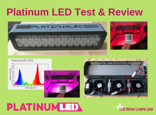 Platinum LED Test