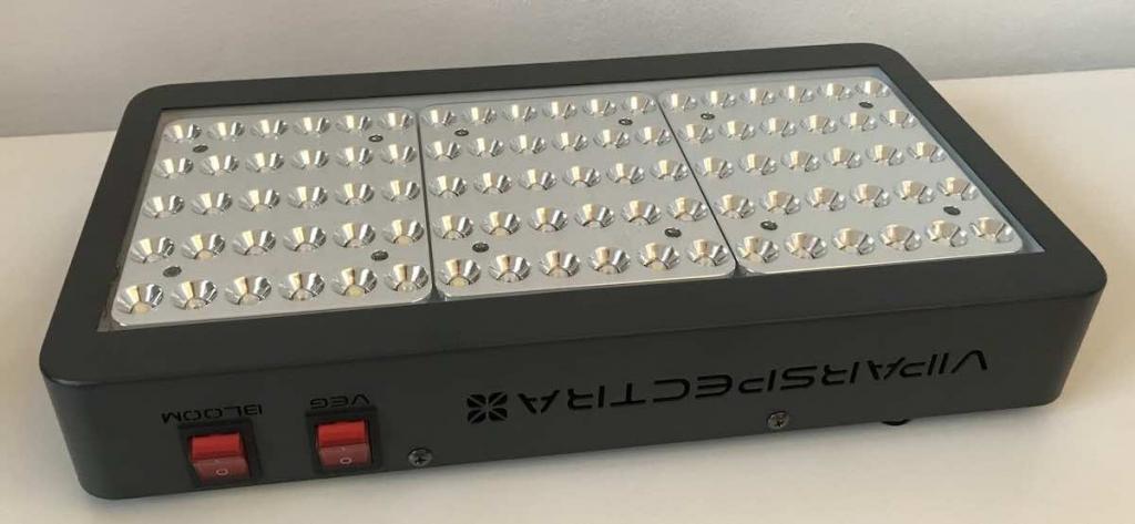 V450 Watt Panel ViparSpectra Erfahrungsbericht