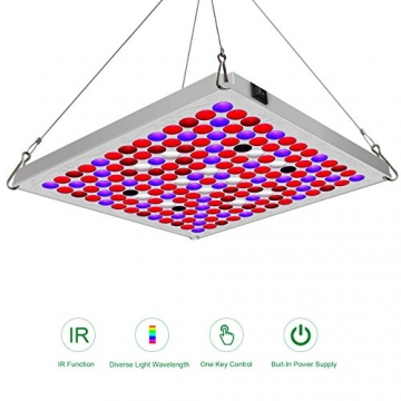 TOPLANET 75W Grow LED - LED-Grow-Lampe.com