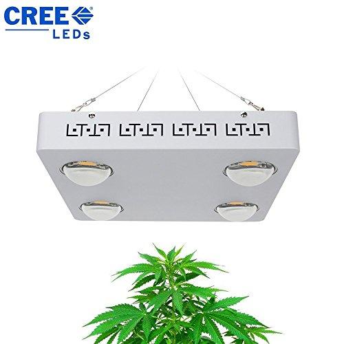 Cf Grow 400w Cob Cree Led Led Grow Lampe Com