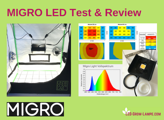 Migro Light Test & Review